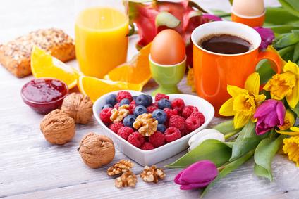 Kompromisse beim Frühstück dank hochwertigen Früchstückssets