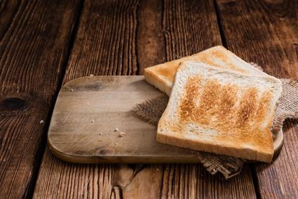 Toasts gehören zu einem guten Frühstück für viele dazu