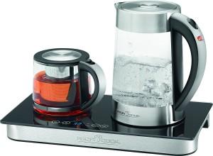 Kaffeemaschine Wasserkocher in einem