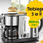 BEEM Germany Ecco 3-in-1 Frühstücks-Center