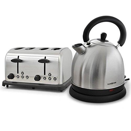 Wasserkocher Toaster Set