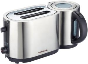 Wasserkocher Toaster in einem: Unser Vorschlag für Ihr Set