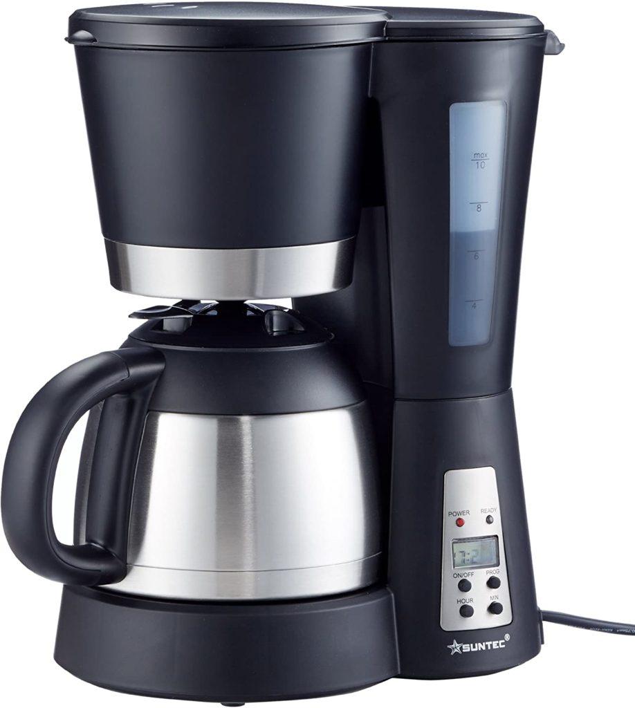 Kaffeemaschine mit Timer