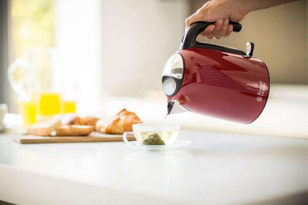 Toaster Wasserkocher 2 in 1